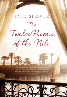 The Twelve Rooms of the Nile, Hardback Book