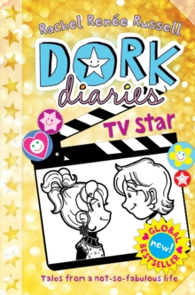 Dork Diaries: TV Star, Hardback Book