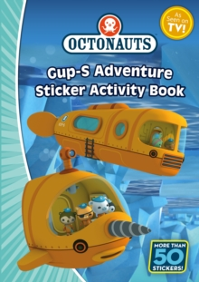 Octonauts: The Gup-s Adventure Sticker Activity, Paperback Book