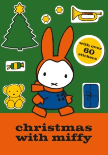 Christmas with Miffy: Sticker Activity Book, Paperback Book