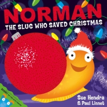 Norman the Slug Who Saved Christmas, Paperback Book