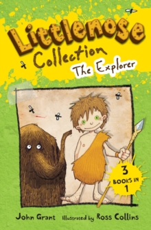Littlenose Collection: The Explorer, Paperback Book