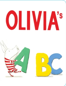 Olivia's ABC, Board book Book