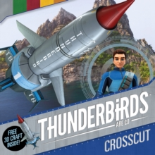 Thunderbirds are Go: Crosscut, Paperback Book