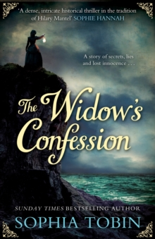 The Widow's Confession, Hardback Book