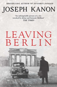 Leaving Berlin, Paperback Book
