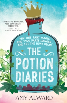 The Potion Diaries, Paperback Book