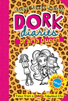 Dork Diaries: Drama Queen, Paperback Book