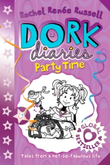 Dork Diaries: Party Time, Paperback Book