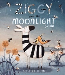 Ziggy and the Moonlight Show, Paperback Book