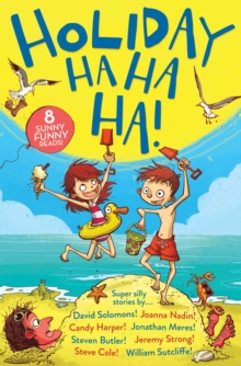 Holiday Ha Ha Ha!, Paperback Book