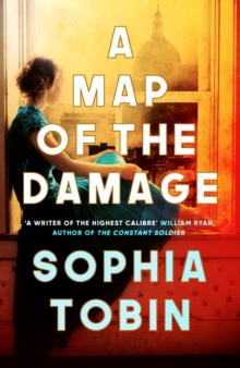 A Map of the Damage, Hardback Book