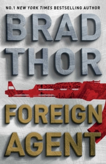 Foreign Agent, Hardback Book