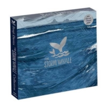 The Storm Whale Slipcase, Hardback Book