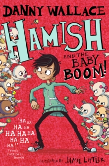 Hamish and the Baby BOOM!, Paperback Book