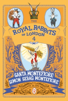 Royal Rabbits of London: The Hunt for the Golden Carrot, Hardback Book