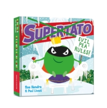 Supertato: Evil Pea Rules, Board book Book
