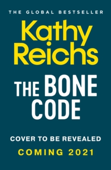 The Bone Code, Hardback Book
