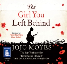The Girl You Left Behind, CD-Audio Book