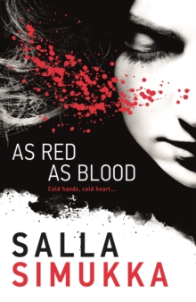As Red As Blood, Paperback Book