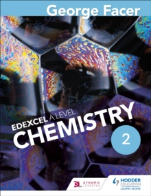 George Facer's A Level Chemistry Student Book 2, Paperback Book