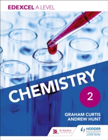 Edexcel A Level Chemistry Student Book 2, Paperback Book