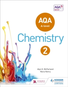 AQA A Level Chemistry Student Book 2, Paperback Book