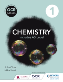 OCR A level Chemistry Student Book 1, Paperback Book