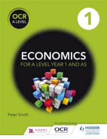 OCR A Level Economics Book 1, Paperback Book