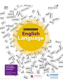 WJEC Eduqas GCSE English Language Student Book