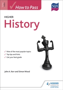 How to Pass Higher History for CfE, Paperback Book