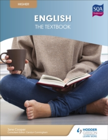 Higher English for CfE: the Textbook, Paperback Book