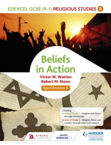 Edexcel Religious Studies for GCSE (9-1): Beliefs in Action (Specification B), Paperback Book