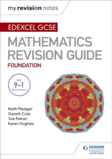 Edexcel GCSE Maths Foundation: Mastering Mathematics Revision Guide, Paperback / softback Book
