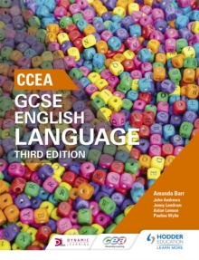 CCEA GCSE English Language, Third Edition Student Book, Paperback / softback Book