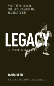 Legacy, Paperback Book