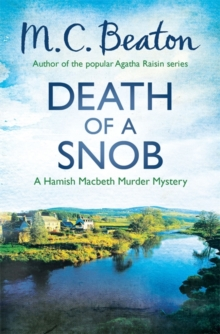 Death of a Snob, Paperback Book