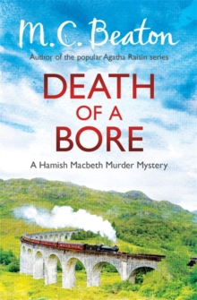 Death of a Bore, Paperback Book