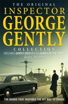The Original Inspector George Gently Collection, Paperback Book