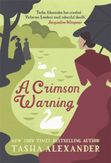 A Crimson Warning, Paperback Book