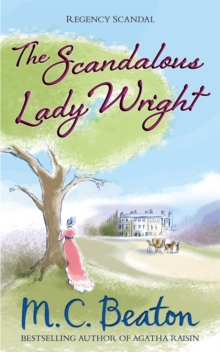 The Scandalous Lady Wright, Paperback Book