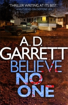 Believe No One, Paperback Book