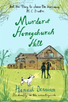 Murder at Honeychurch Hall, Paperback Book