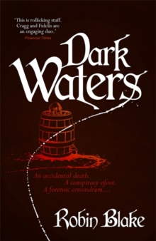 Dark Waters, Paperback Book