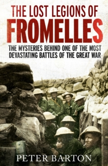 The Lost Legions of Fromelles, Paperback Book