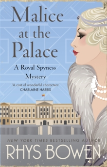 Malice at the Palace, Paperback Book