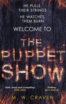 The Puppet Show, Hardback Book