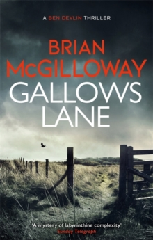 Gallows Lane : An ex con and drug violence collide in the borderlands of Ireland...