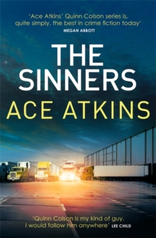 The Sinners, Paperback / softback Book