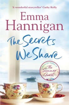 The Secrets We Share, Paperback Book